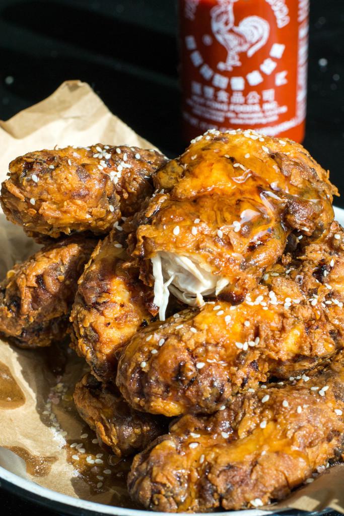 Pickle Brined Chicken Tenders