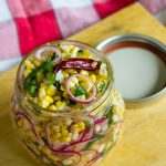 Spicy Fresh Corn Relish 1