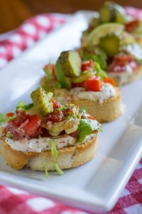 Bloody Mary Bruschetta 6