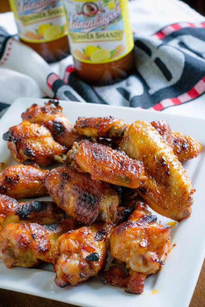 Sriracha Marmalade Wings 7