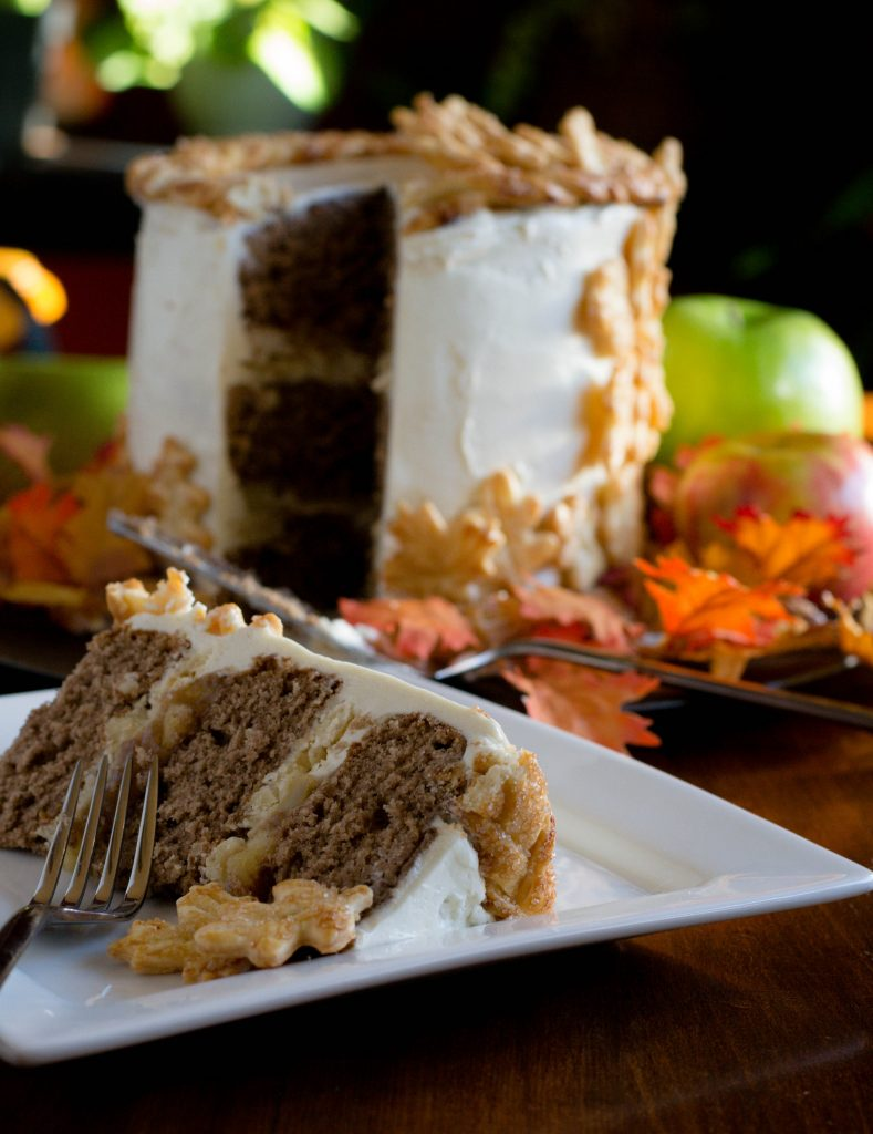 Apple Pie Cake 7