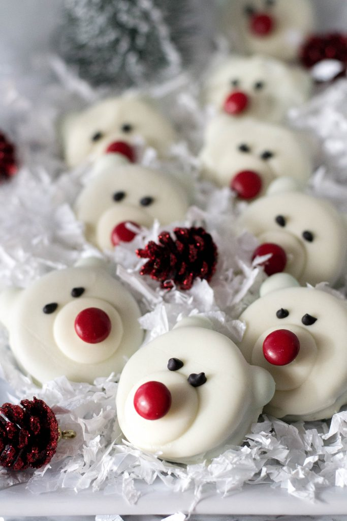 Polar Bear Cookies