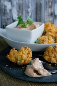 Air Fryer Mini Blooming Onions