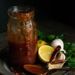 Spicy Sweet BBQ Sauce