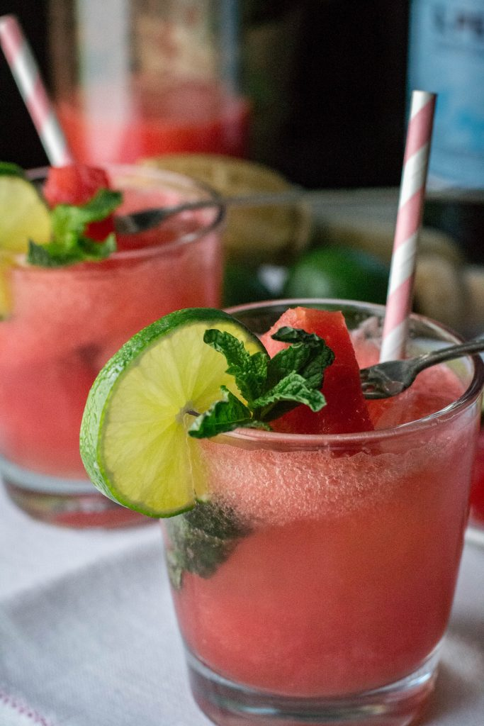 Watermelon Mock-jito
