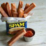 Air Fryer Spam Fries