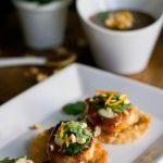Garlic Ginger Scallops