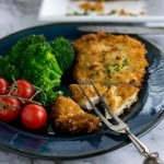 Quick Crispy Dijon Pork Chops