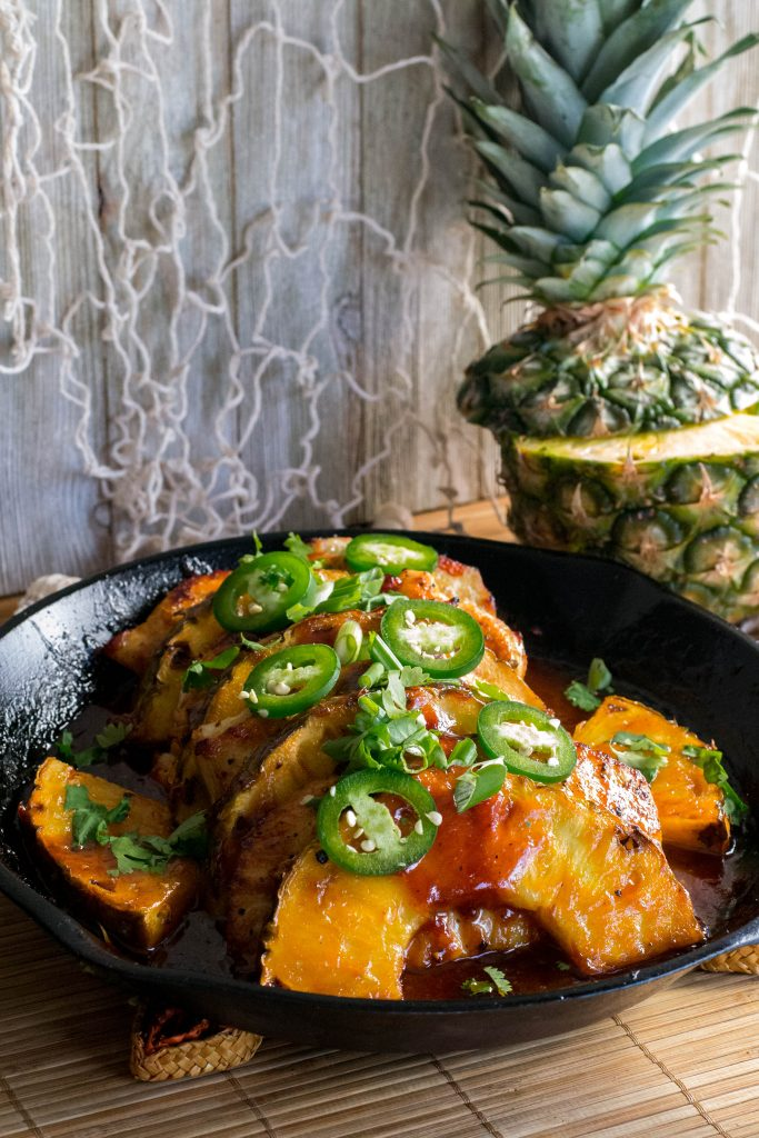 Pacific Rim Pineapple Chicken
