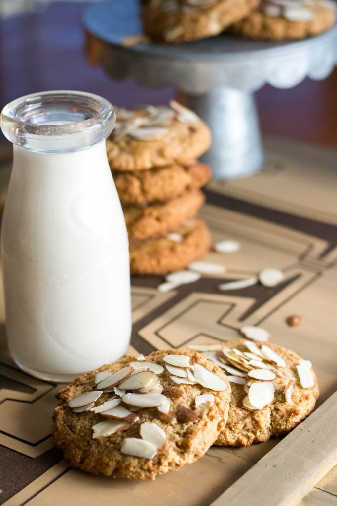 Paleo Almond Cookies