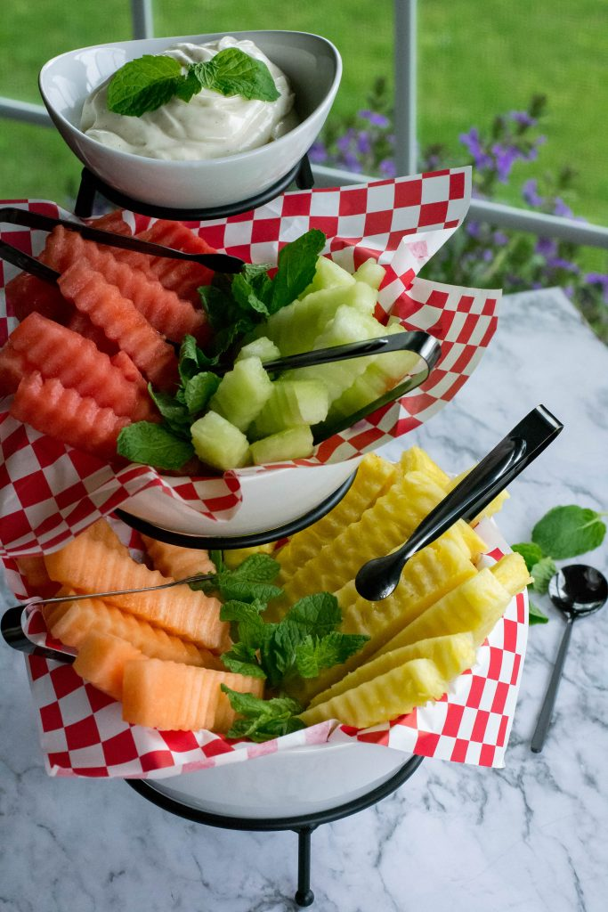 Fresh Fruit Fries