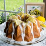 Zesty Lemon Poppyseed Bundt