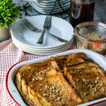 Overnight Toffee French Toast